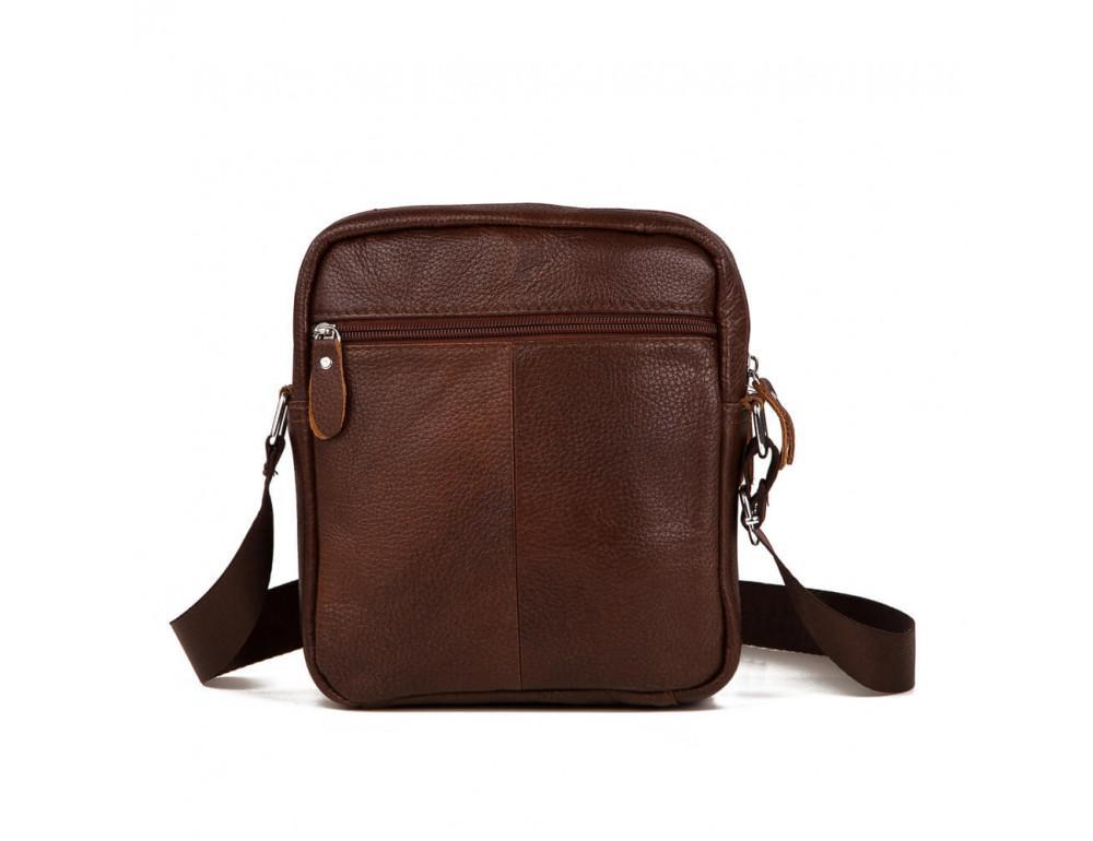 Мужская сумка-мессенджер из кожи TIDING BAG M38-3923C - Фото № 3