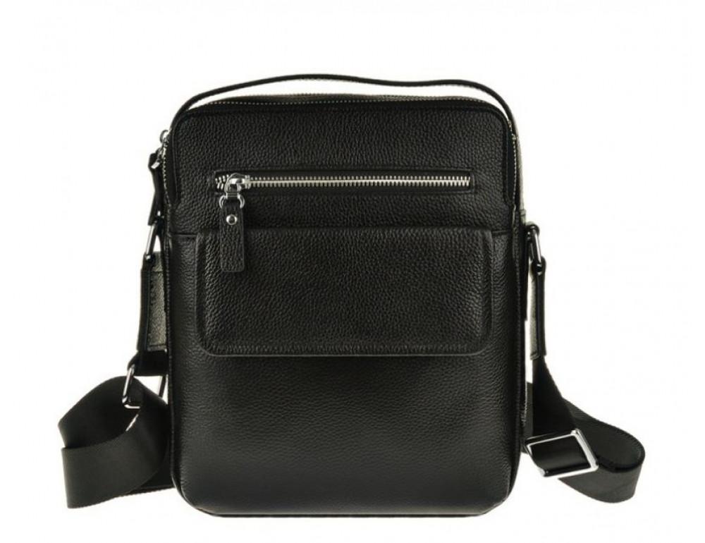 Чоловіча шкіряна сумка Tiding Bag M5609-1A