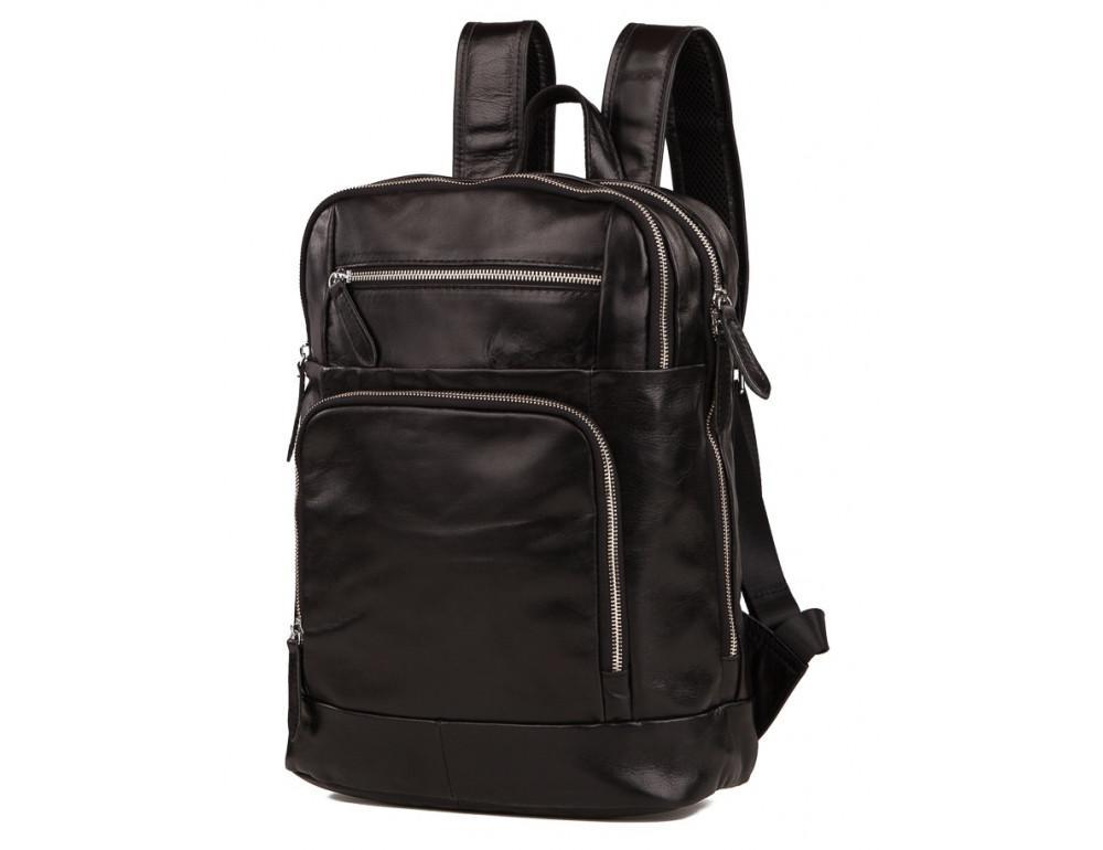 Кожаный городской рюкзак TIDING BAG t3174 - Фото № 1
