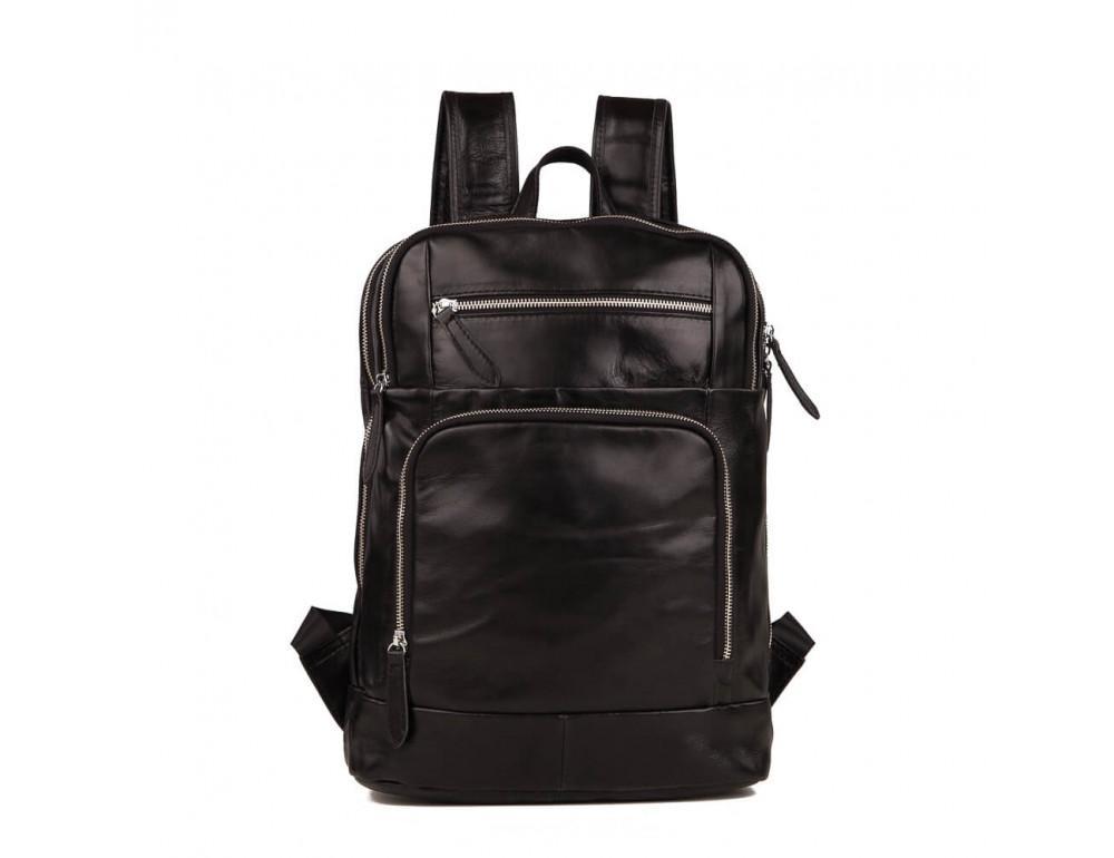 Кожаный городской рюкзак TIDING BAG t3174 - Фото № 6