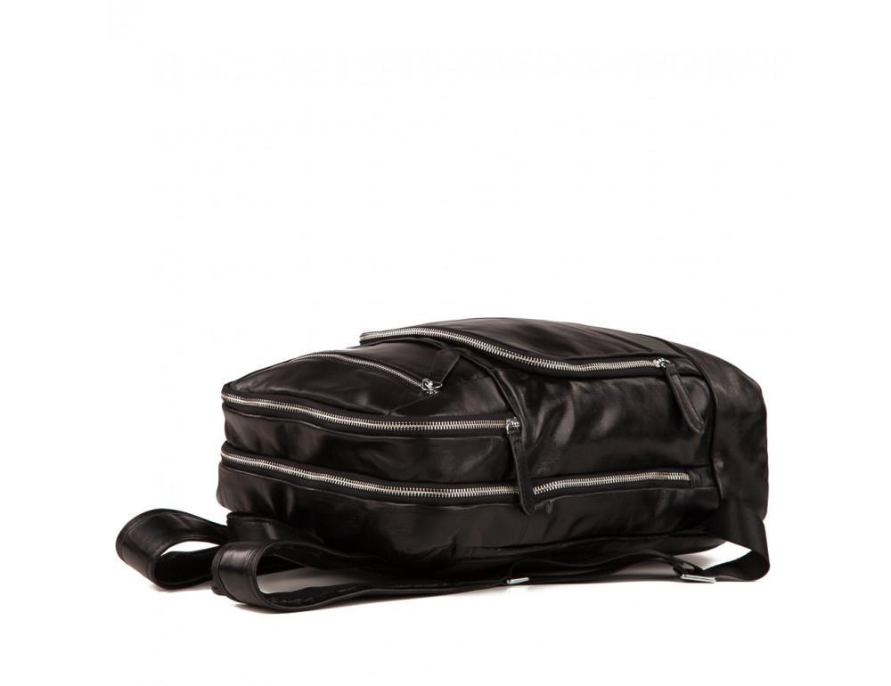 Кожаный городской рюкзак TIDING BAG t3174 - Фото № 4