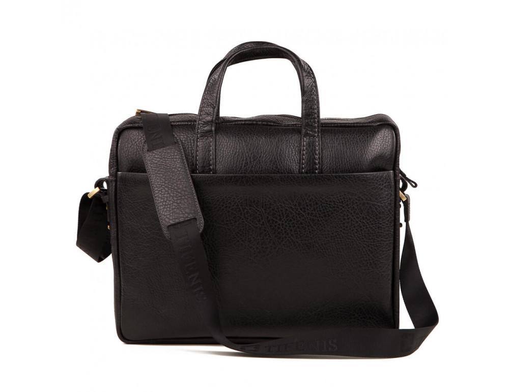 Чоловіча шкіряна сумка Tifenis TF69737-8A - Фотографія № 3