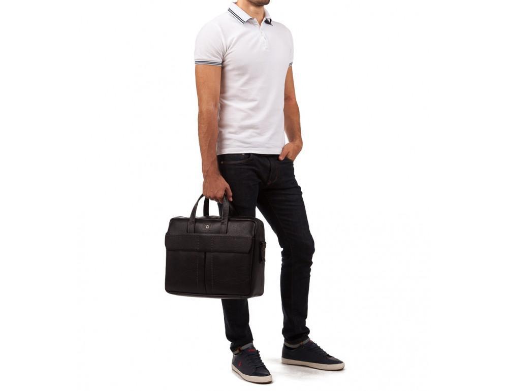 Чоловіча шкіряна сумка Tifenis TF69737-8A - Фотографія № 2