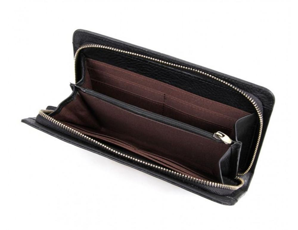 Кожаный клатч TIDING BAG 8068A - Фото № 5