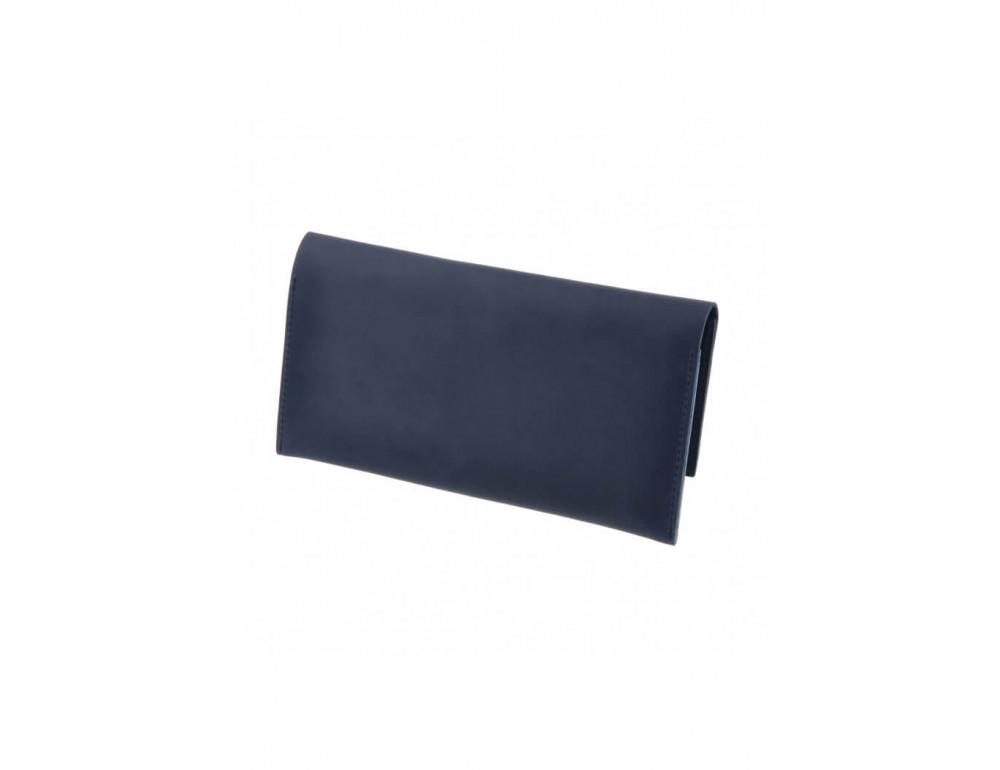 Кожаный травел-кейс синего цвета Blanknote BN-TK-2-nn - Фото № 7