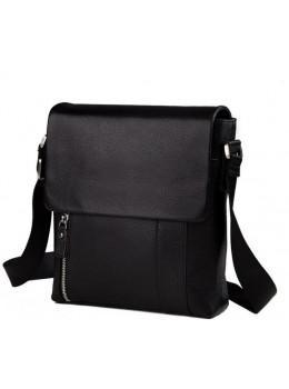 Мужская кожаная сумка мессенджер TIDING BAG M1001-1A