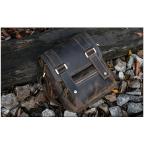 Мужской кожаный мессенджер TIDING BAG T1172 - Фото № 103