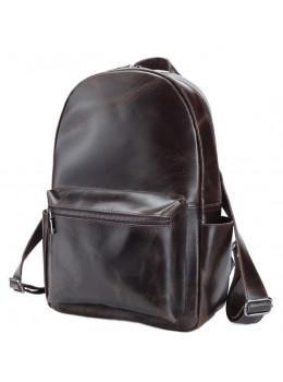 Мужской кожаный рюкзак TIDING BAG T3158