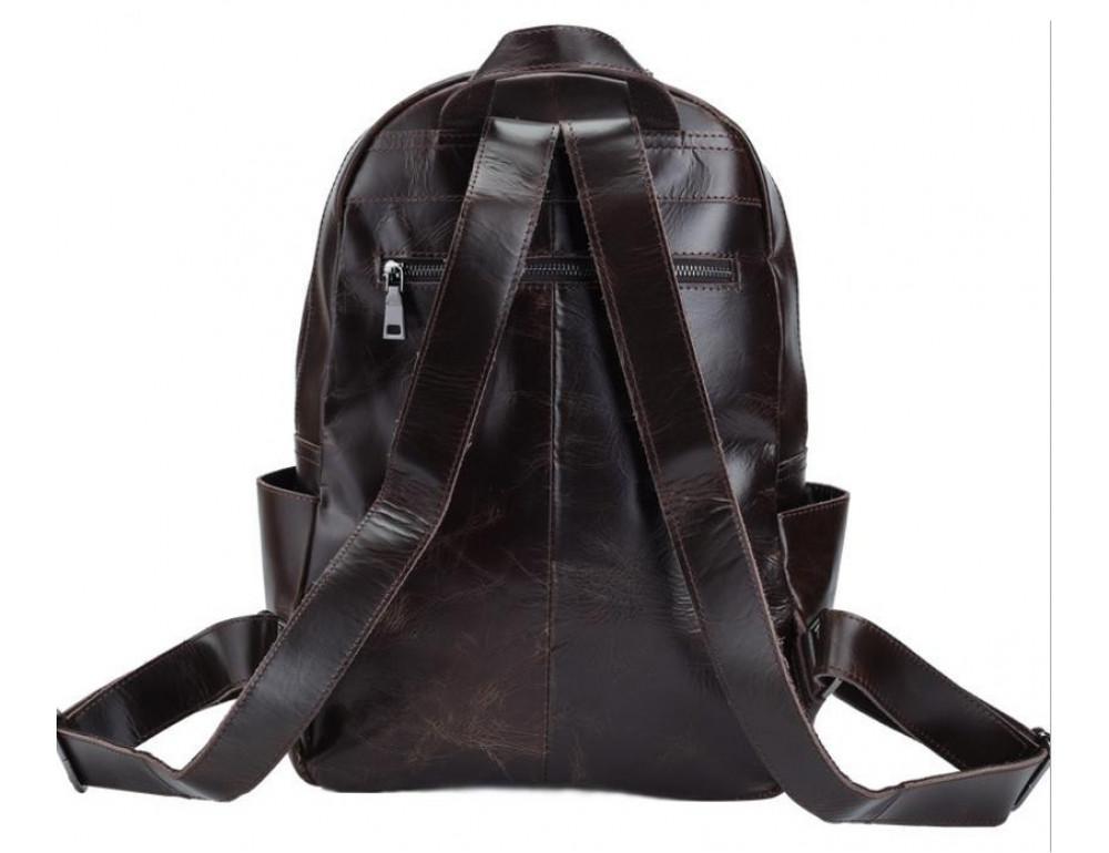Мужской кожаный рюкзак TIDING BAG T3158 - Фото № 2
