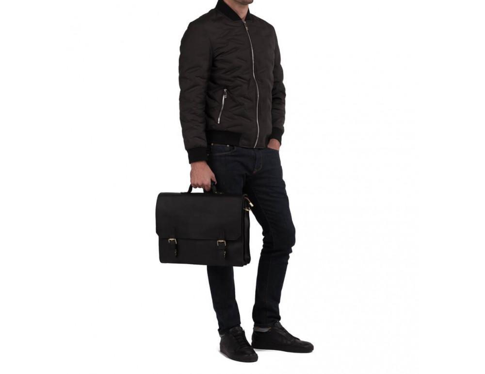 Мужская сумка через плечо TIDING BAG GA2095A - Фото № 2