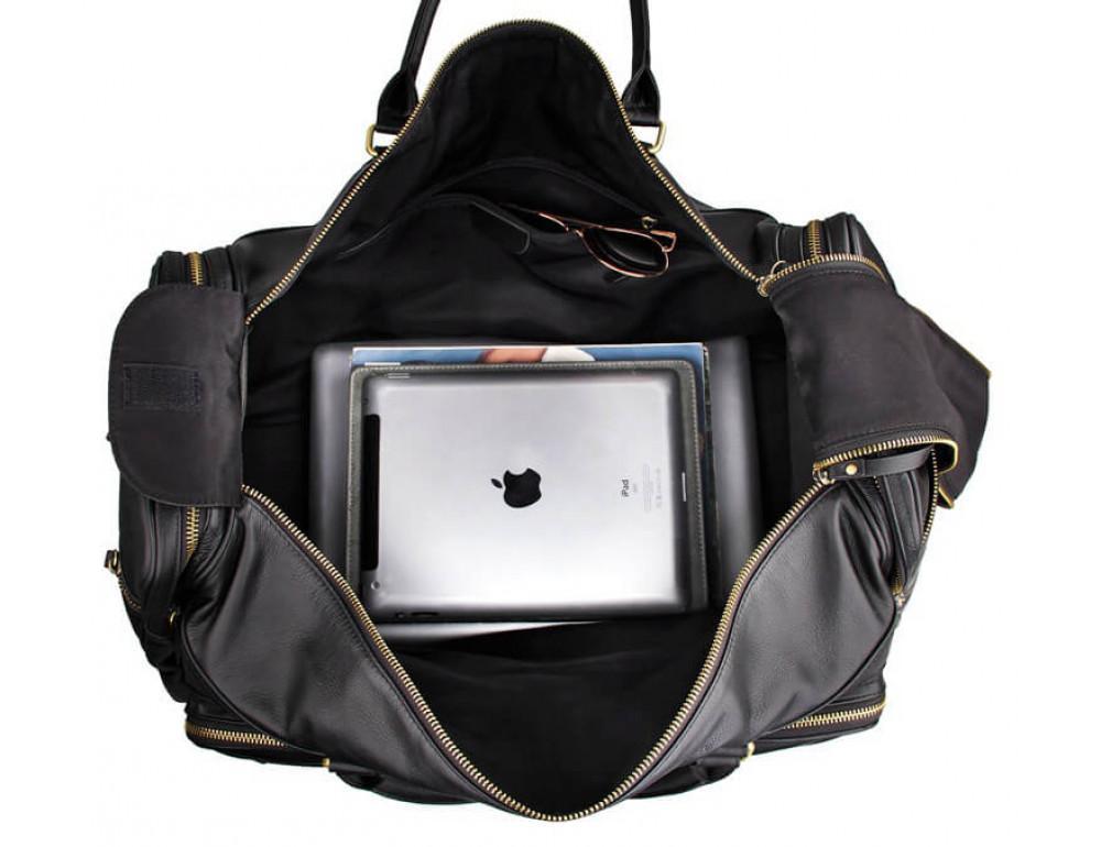 Мужская дорожная сумка JASPER&MAINE 7317-1A - Фото № 2