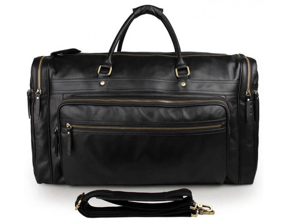 Мужская дорожная сумка JASPER&MAINE 7317-1A - Фото № 5
