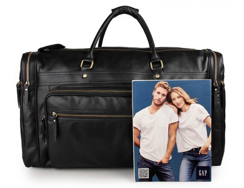 Мужская дорожная сумка JASPER&MAINE 7317-1A - Фото № 7