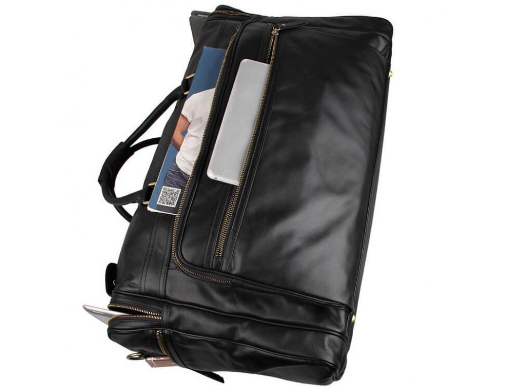 Мужская дорожная сумка JASPER&MAINE 7317-1A - Фото № 8