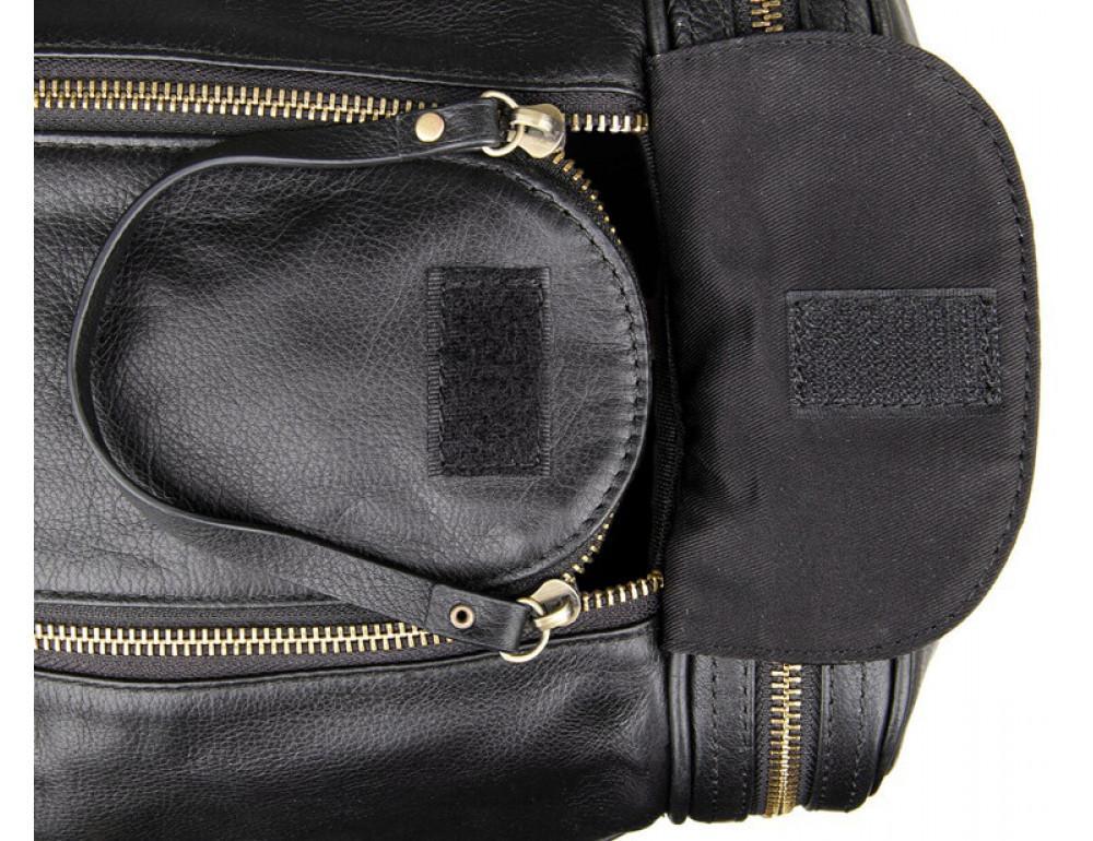 Мужская дорожная сумка JASPER&MAINE 7317-1A - Фото № 11