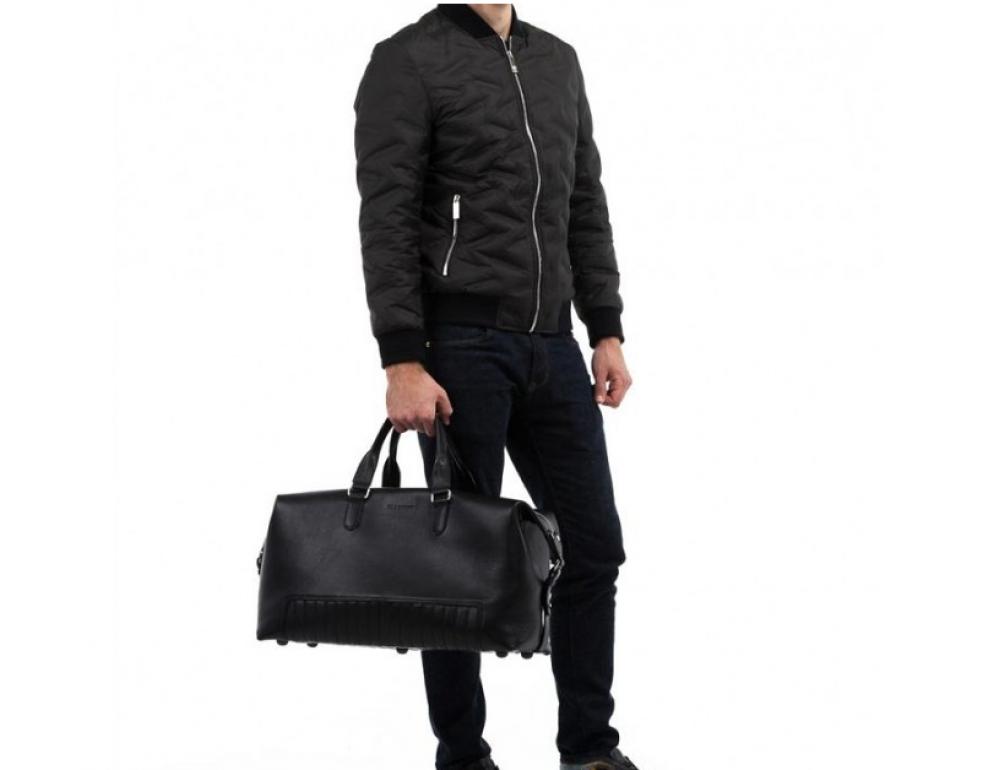 Дорожная мужская сумка BLAMONT BN105A - Фото № 2