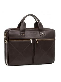 Мужской кожаный портфель Blamont Bn012C