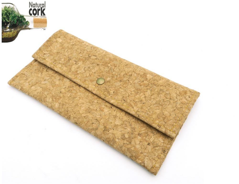 Женский кошелёк из пробкового дерева Mb cork BAG-139