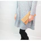 Женский кошелёк из пробкового дерева Mb cork BAG-139 - Фото № 107