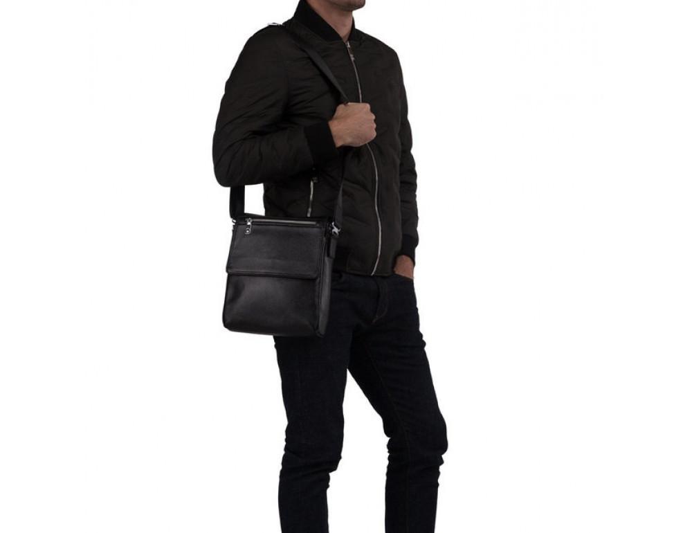 Мужская сумка через плечо TIDING BAG M2994A - Фото № 8