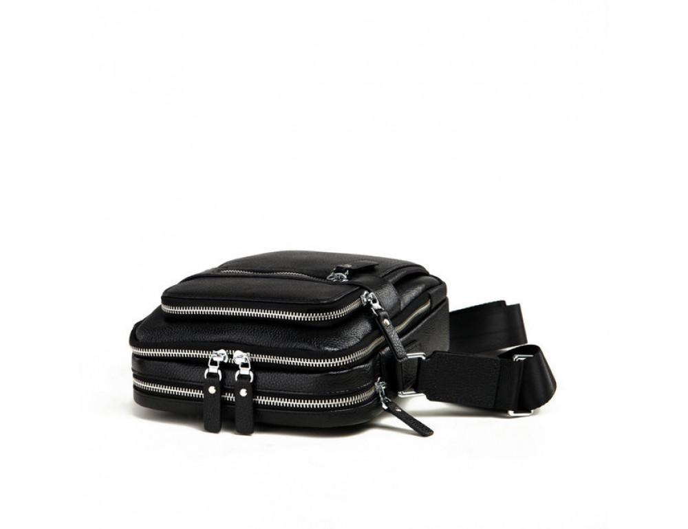 Мужской кожаный мессенджер TIDING BAG M5610A - Фото № 2
