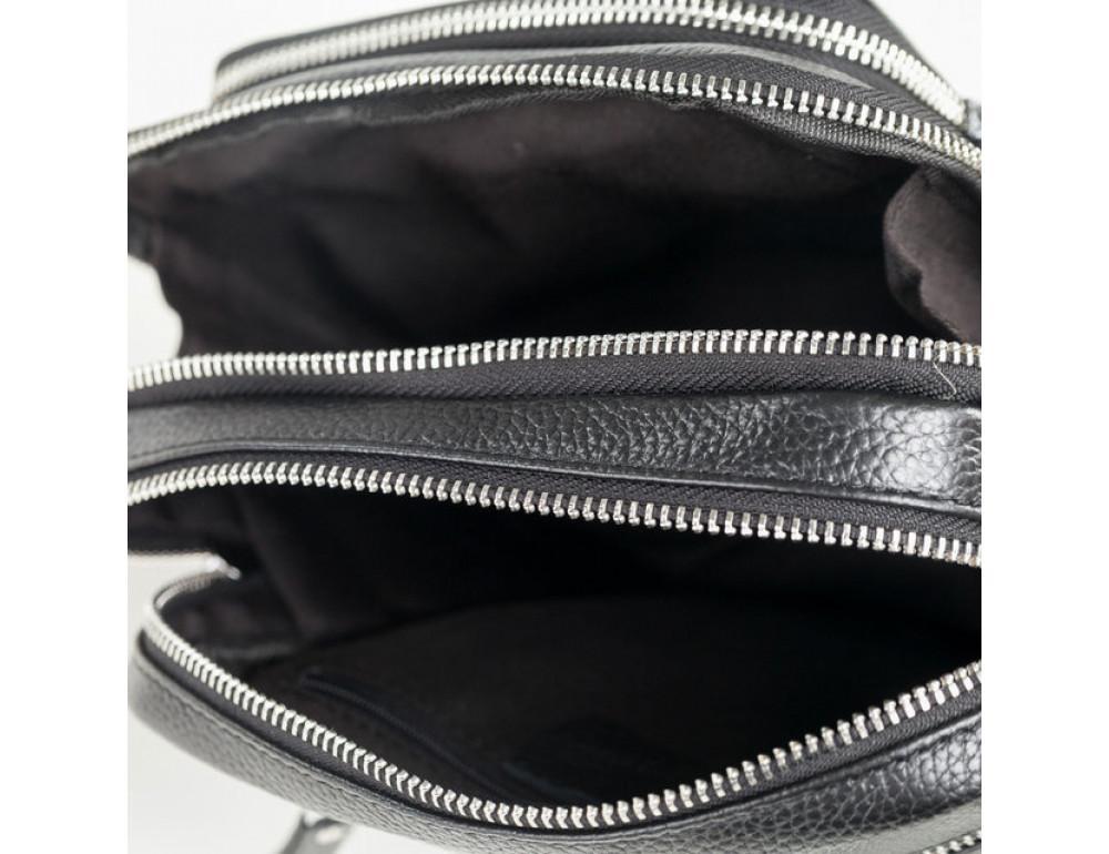 Мужской кожаный мессенджер TIDING BAG M5610A - Фото № 3