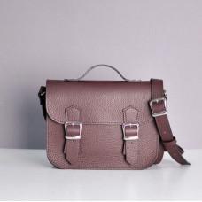 Жіноча шкіряна сумочка JIZUZ SATCHEL MINI S23205GR