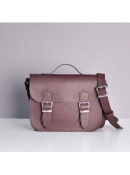 Женская кожаная сумочка JIZUZ SATCHEL MINI S23205GR