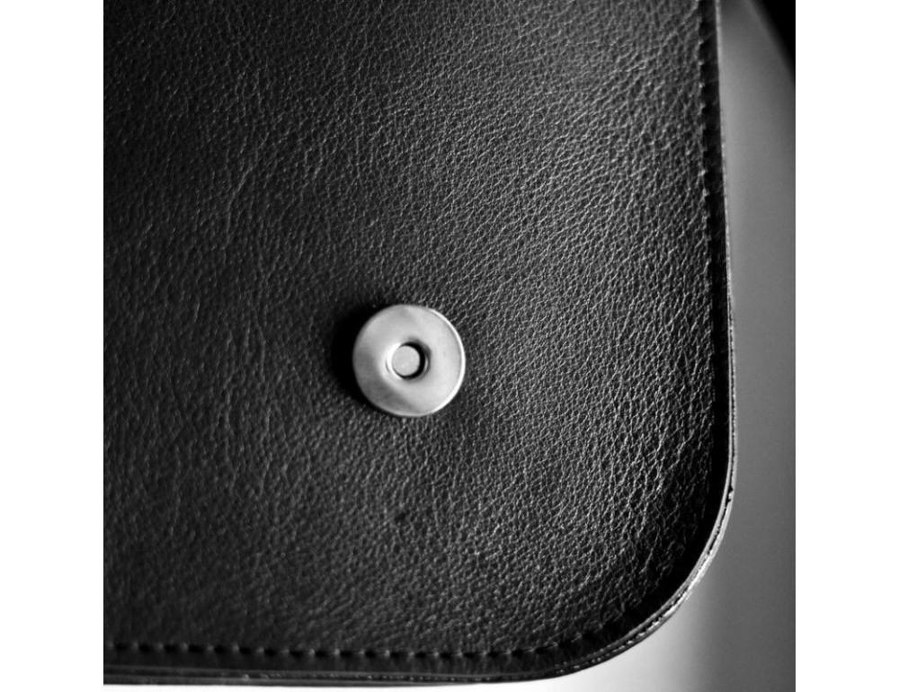Жіноча шкіряна сумочка JIZUZ SATCHEL MINI S23205GR - Фотографія № 6