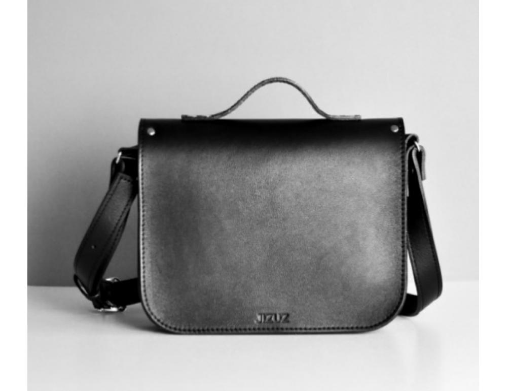 Жіноча шкіряна сумочка JIZUZ SATCHEL MINI S23205A - Фотографія № 2