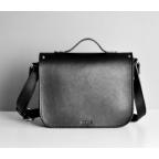 Жіноча шкіряна сумочка JIZUZ SATCHEL MINI S23205A - Фотографія № 101