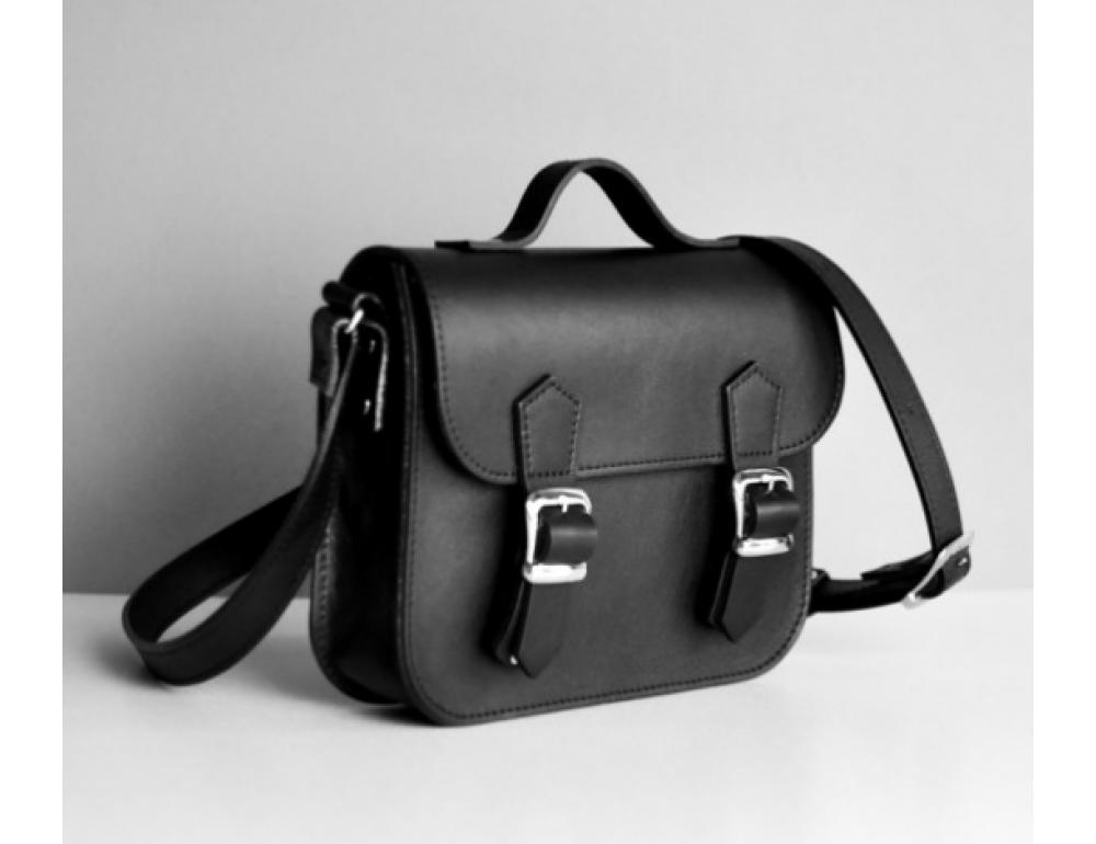 Жіноча шкіряна сумочка JIZUZ SATCHEL MINI S23205A - Фотографія № 3