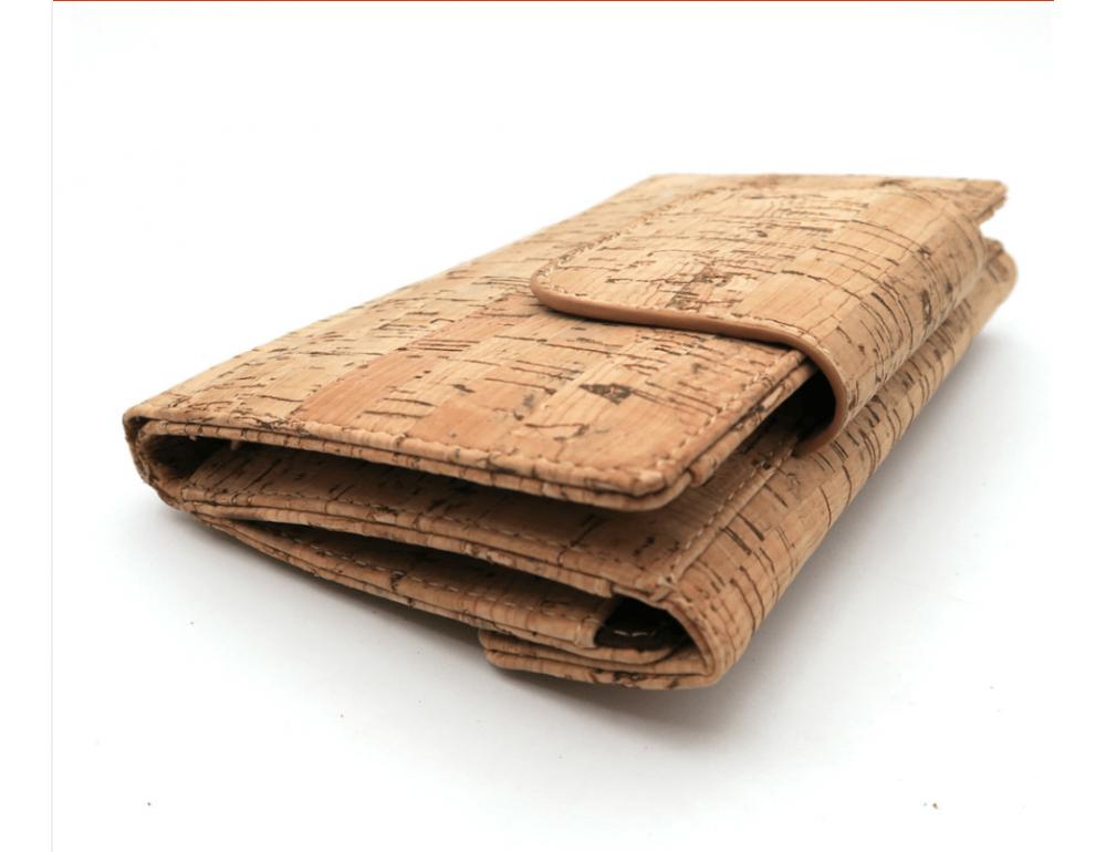 Жіночий гаманець з коркового дерева Mb cork bag-203 - Фотографія № 7