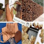 Жіночий гаманець з коркового дерева Mb cork bag-203 - Фотографія № 104