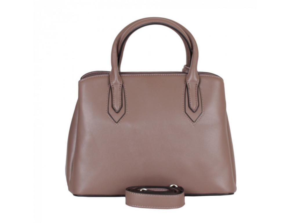 Кожаная сумка de esse L27743B - Фото № 3