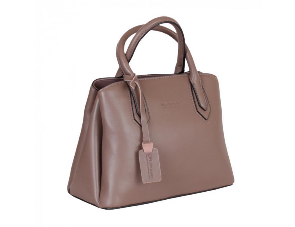 Кожаная сумка de esse L27743B - Фото № 5