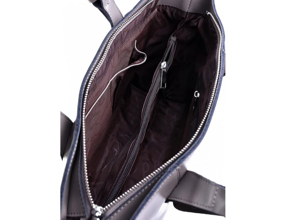 Кожаная сумка Grays GR-1025G - Фото № 3