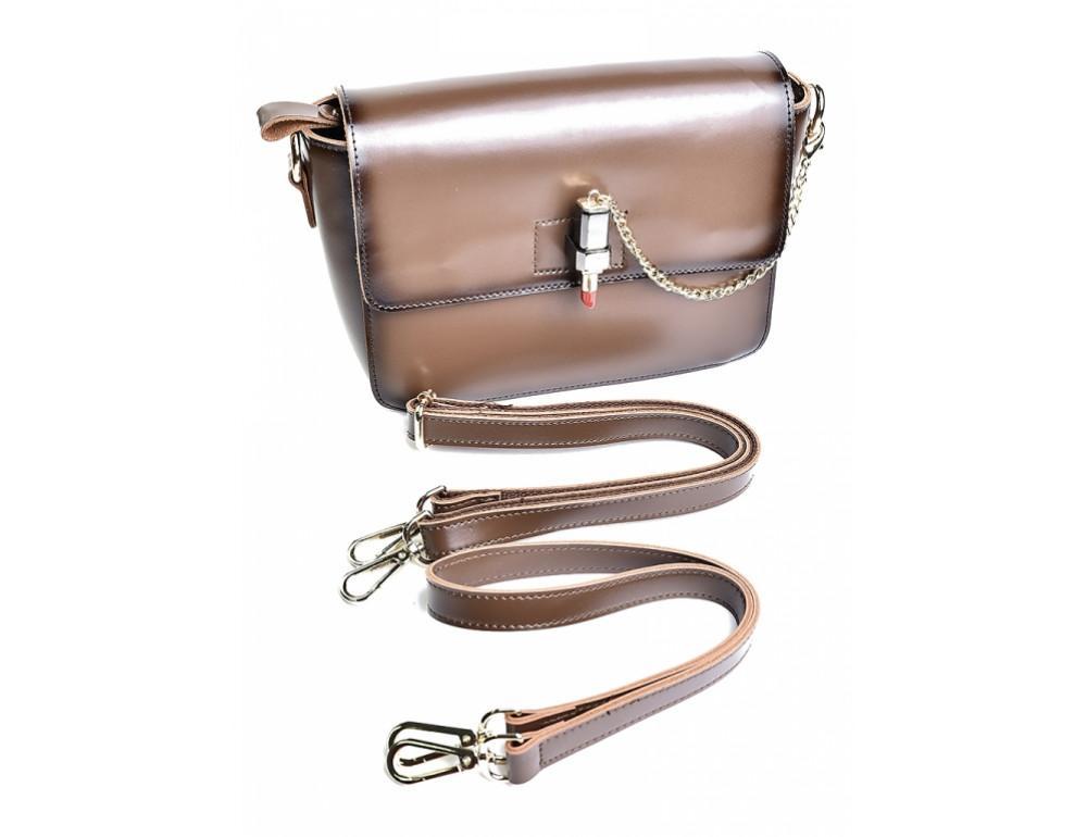 Шкіряна жіноча сумка Grays GR-2099B