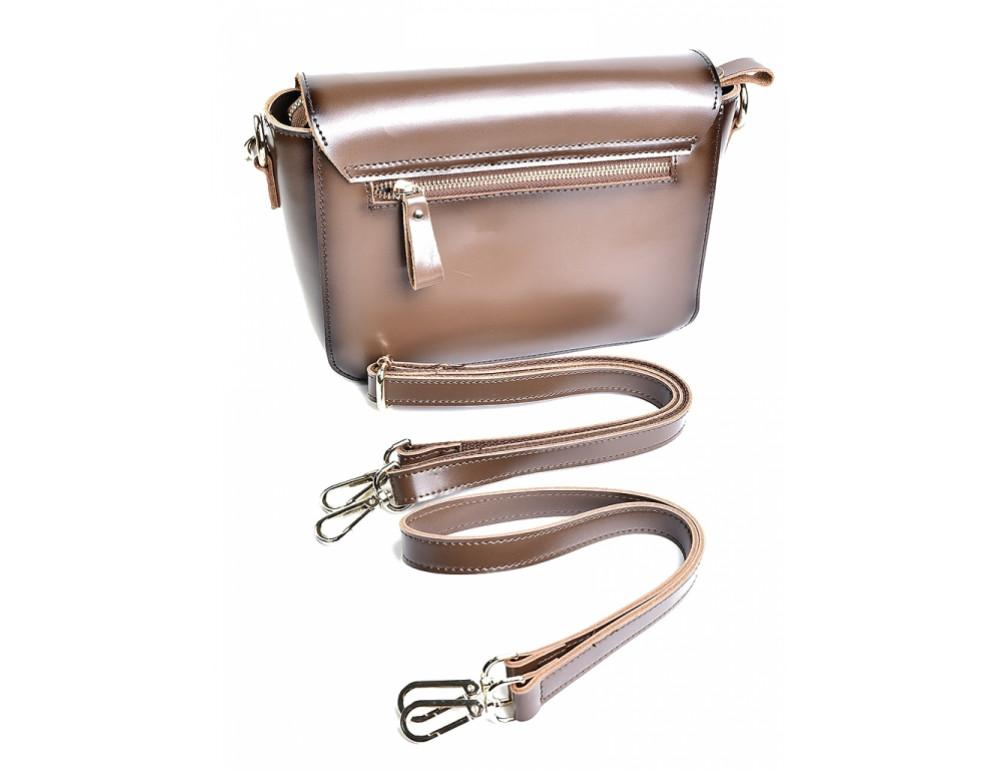 Шкіряна жіноча сумка Grays GR-2099B - Фотографія № 2