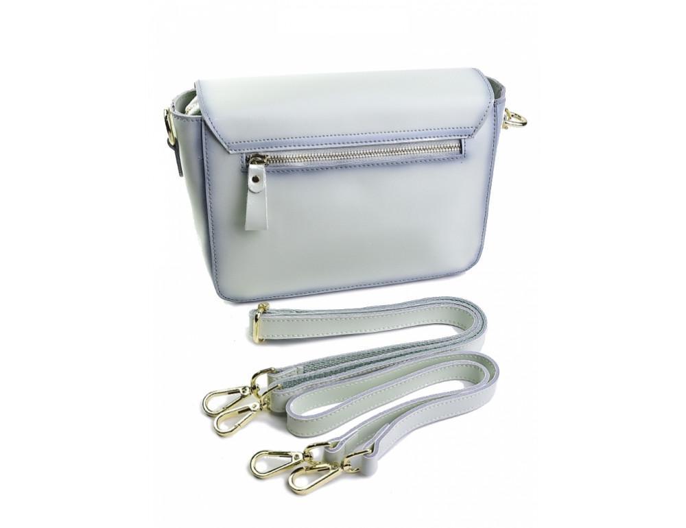 Кожаная женская сумка Grays GR-2099G - Фото № 2