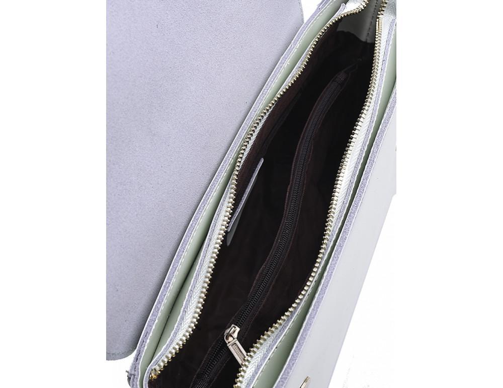 Кожаная женская сумка Grays GR-2099G - Фото № 3