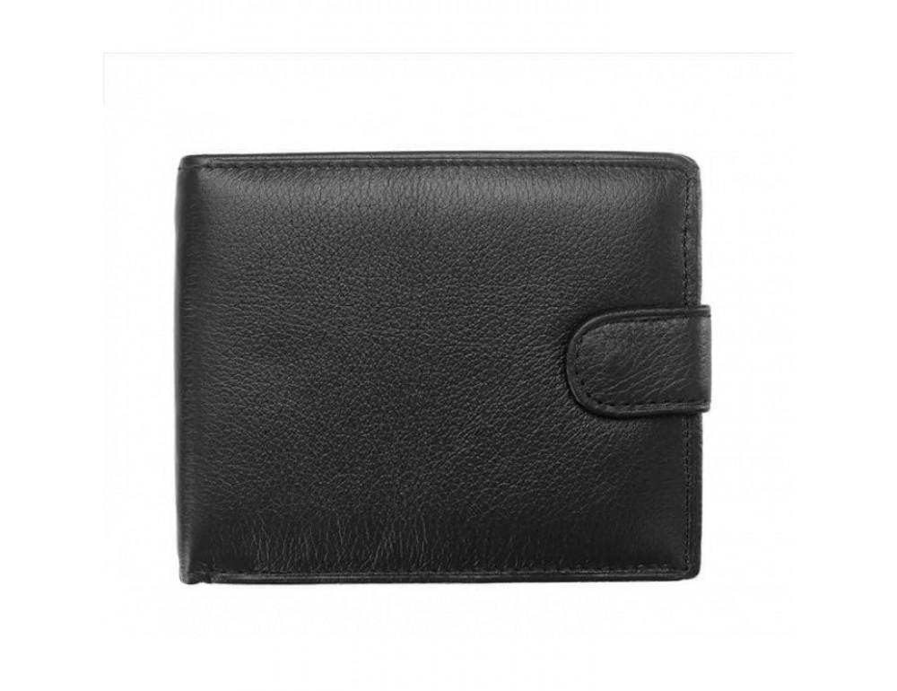 Мужской кожаный кошелёк TIDING BAG A7-0300A - Фото № 4