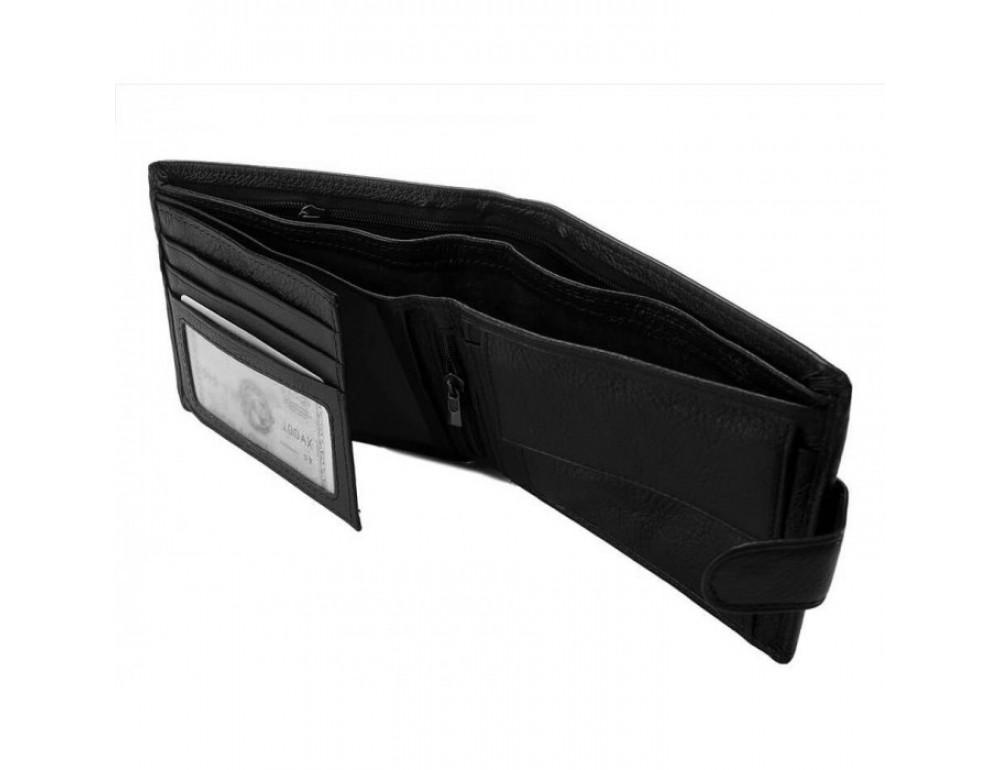 Мужской кожаный кошелёк TIDING BAG A7-0300A - Фото № 2