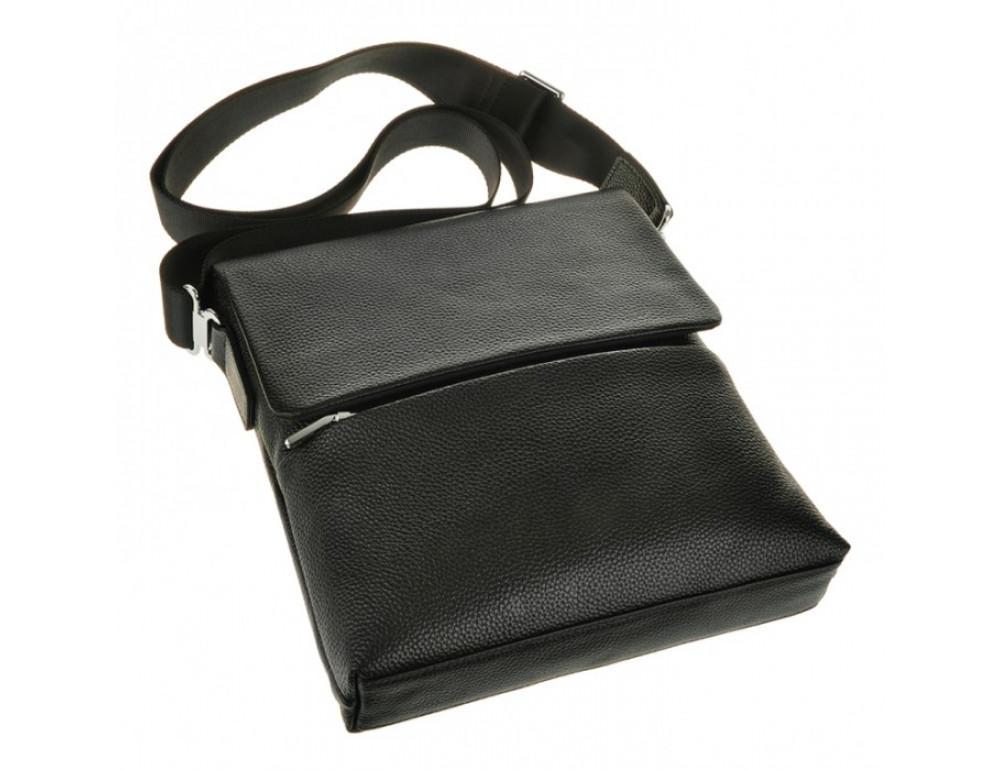 Мужской кожаный мессенджер TIDING BAG M2993A - Фото № 4