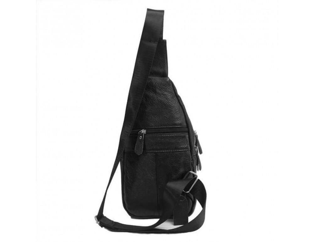 Чоловіча шкіряна сумка рюкзак TIDING BAG M38-8151A - Фотографія № 3