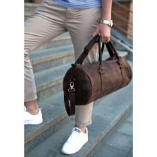 Шкіряна дорожня сумка Blanknote BN-BAG-14-o