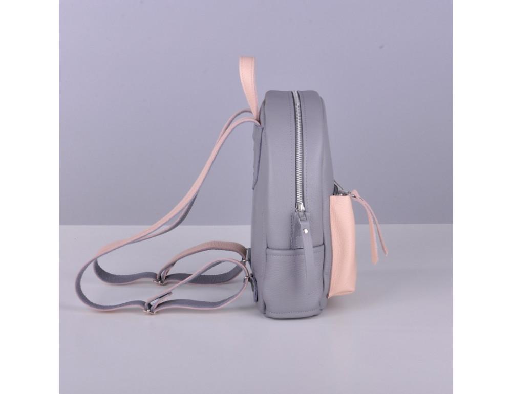 Кожаный рюкзак jizuz Sport Doube New SP232910NewD - Фото № 4