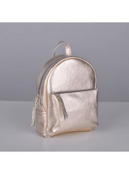 Кожаный рюкзак jizuz Sport Aqua gold SP232910Gn