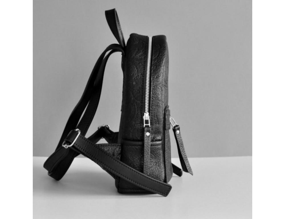Шкіряний рюкзак jizuz Sport Flowers SPBf232910 - Фотографія № 5