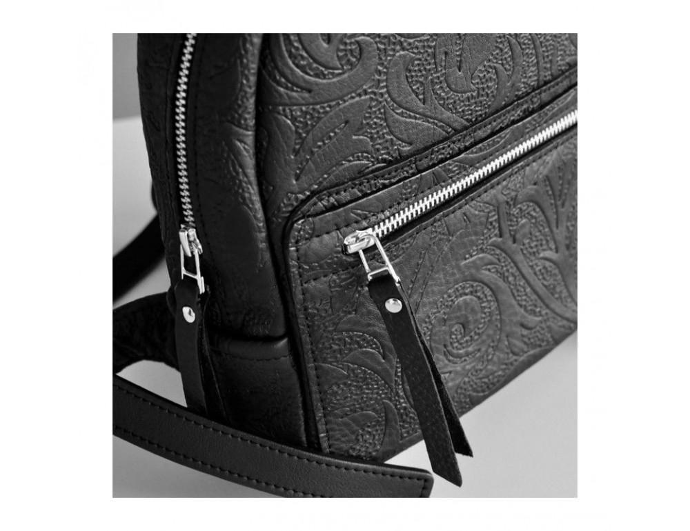 Шкіряний рюкзак jizuz Sport Flowers SPBf232910 - Фотографія № 6